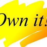 Blog_own it!
