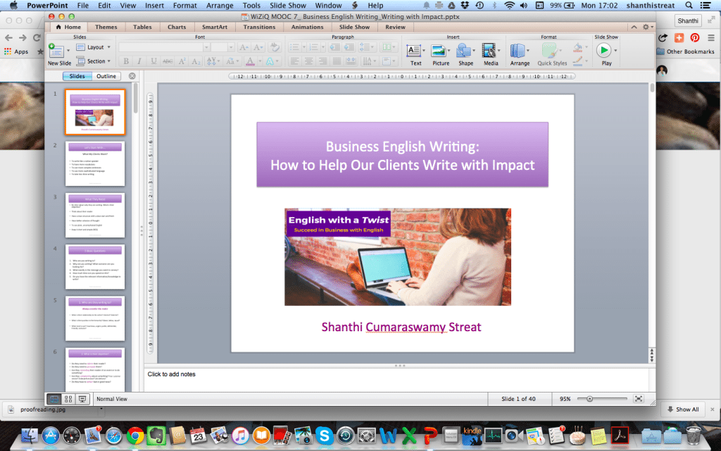 Calling All Fellow English Language Teachers – Join My Free Webinar This Wednesday