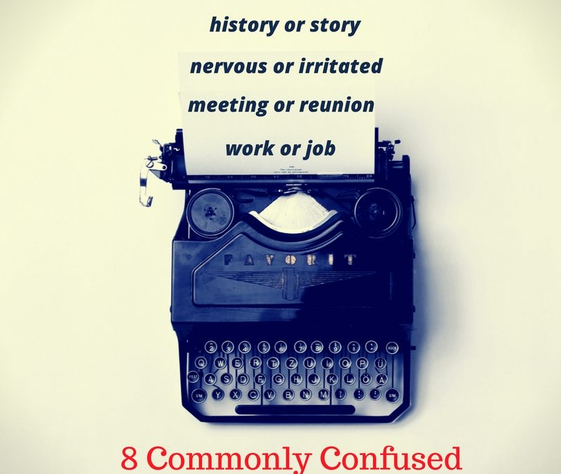Business English Vocabulary: 8 Commonly Confused Words for English Learners
