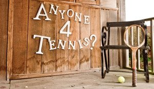 Blog_Anyone for tennis?