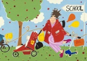 Blog_School Run