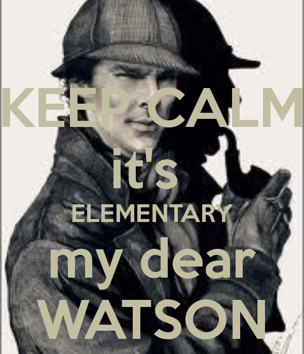 Sherlock Holmes English With A Twist