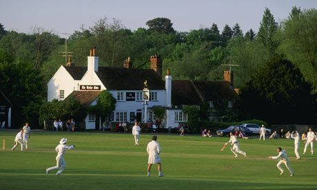 Cricket english with a twist a typical english village cricket scene photo guardian fandeluxe PDF