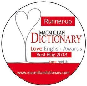 Best English Language Blog 2013